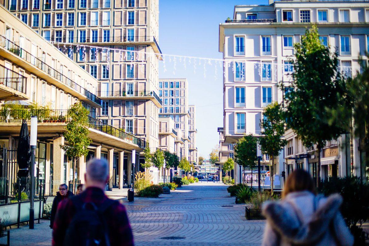 Centre-ville du Havre