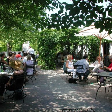 Restaurants in Giverny