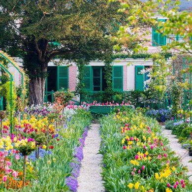 Gîtes en vakantiewoningen in Giverny