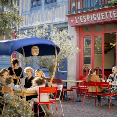 Restaurants in Rouen