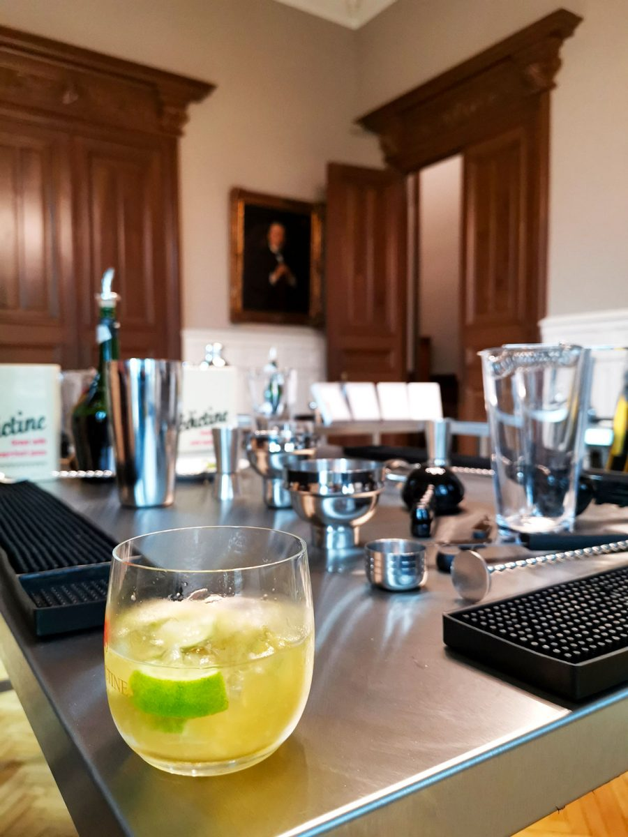 Atelier cocktails au Palais Bénédictine - Expérience