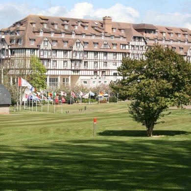 Accommodaties nabij een golfbaan