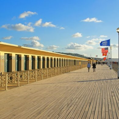Romantisch weekend in  Deauville: de Normandische levenskunst