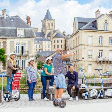 Activiteiten in Caen