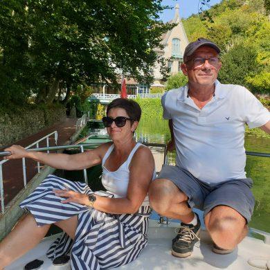 Boottocht en een knus verblijf op de Seine