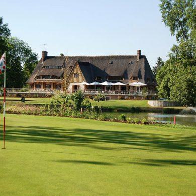 De mooiste golfbanen van Normandië