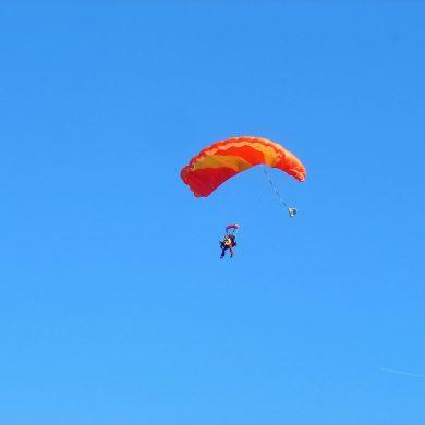 Parachutespringen: de beste plekken