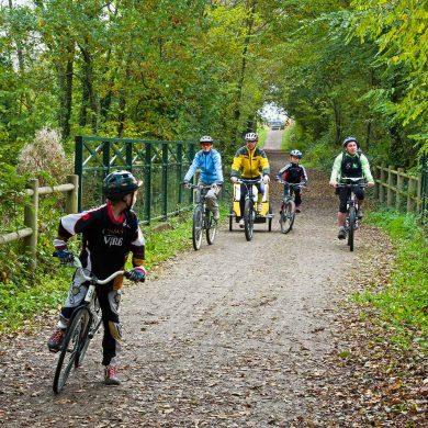De mooiste fietsroutes door de natuur: voor het hele gezin