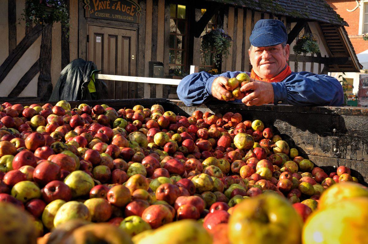 Fête du cidre et de la pomme à Beuvron-en-Auge