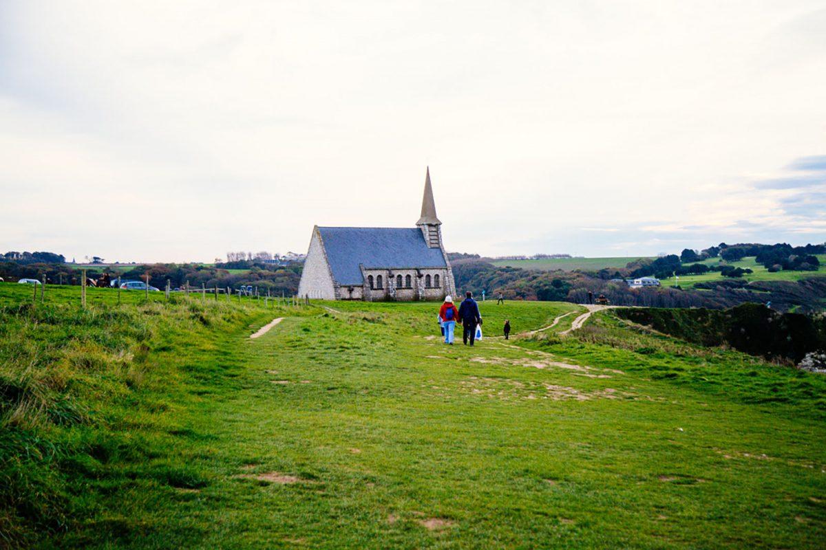 Chapelle Notre-Dame-de-la-Garde à Etretat