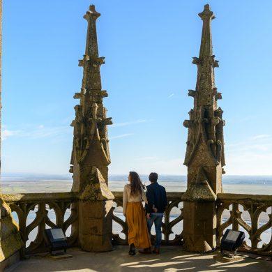 Werelderfgoed in Normandië