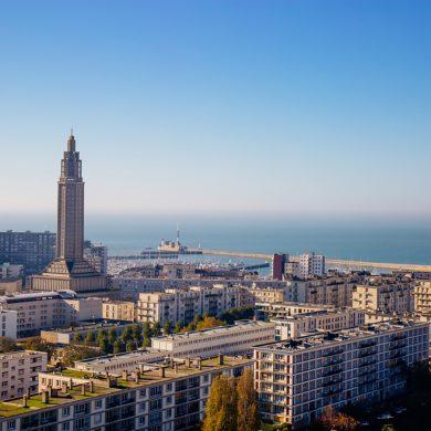 Le Havre, een unieke, verrassende stad