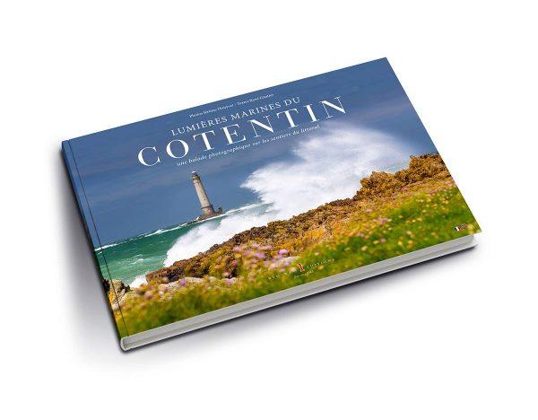 """Livre """"Lumières marines du Cotentin"""""""