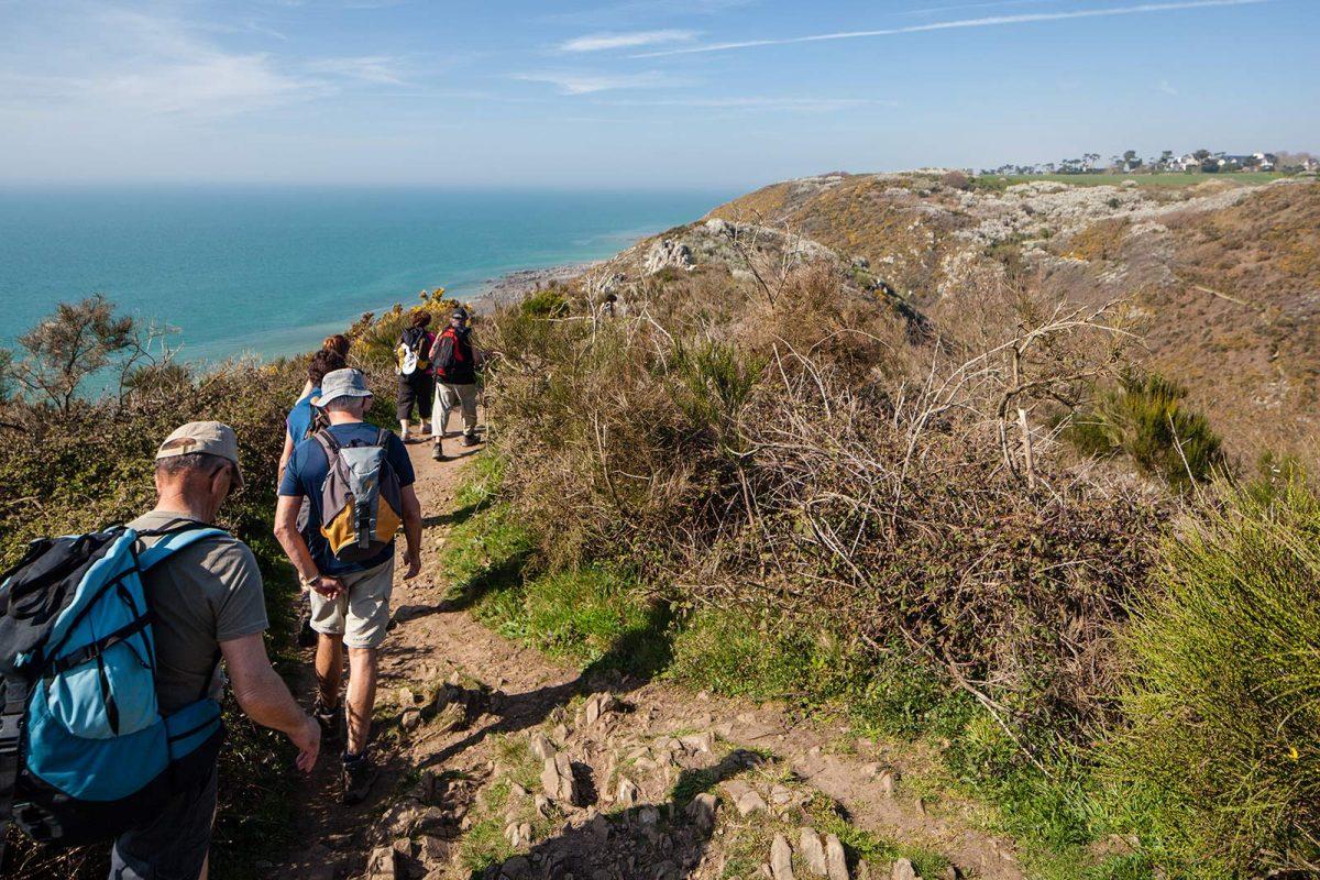 Randonnée pédestres dans le Cotentin