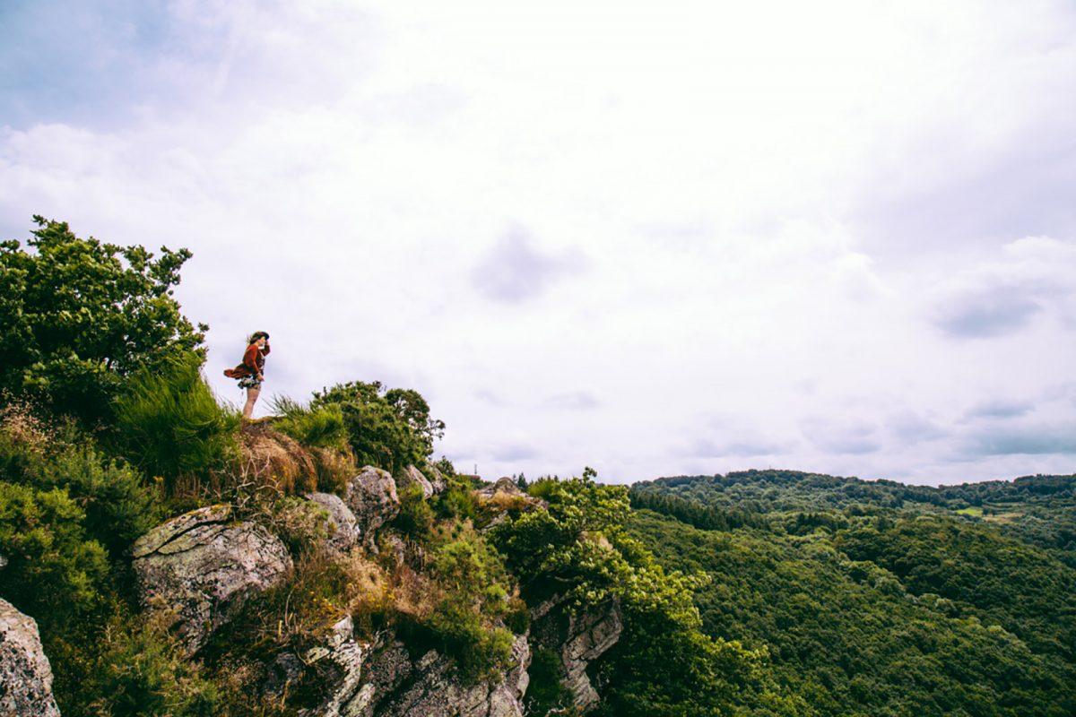 Suisse normande - Saint-philbert-sur-orne, Roche d'Oëtre