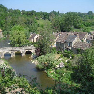 De inspirerende schoonheid van Saint-Cénéri-le-Gérei