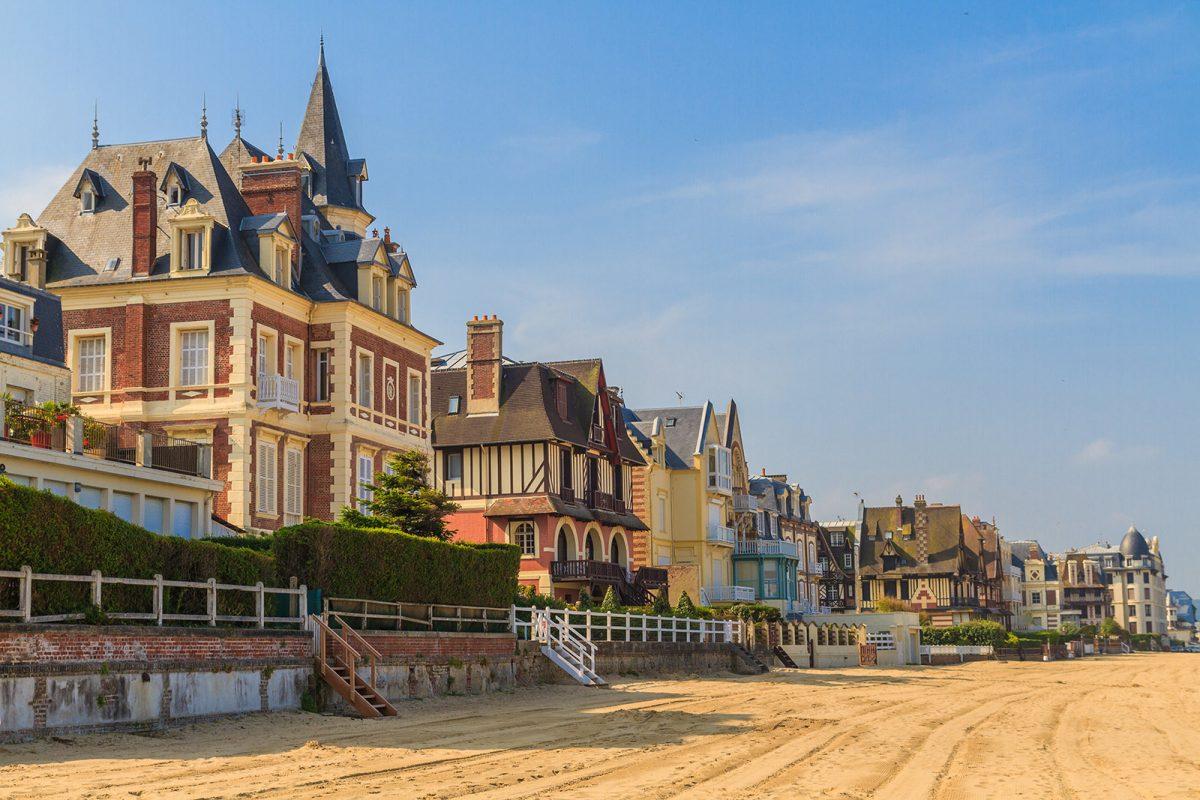 Villa de Trouville