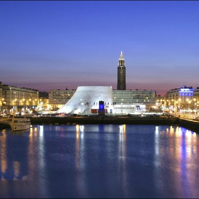 Le Havre door de seizoenen heen