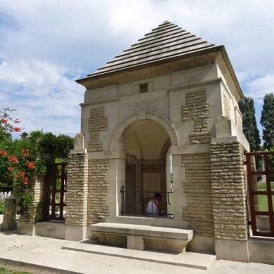 Britse begraafplaats